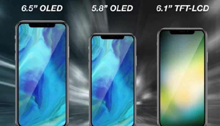 LG Display to Supply Apple With 2-4 Million OLED Panels for This Year's 'iPhone X Plus'