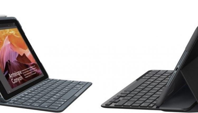 Logitech Updates Slim Combo and Slim Folio Keyboards With Support for 6th-Generation iPad
