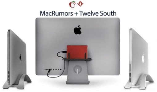 MacRumors Exclusive: Upgrade Your Desk Setup With Discounts on Twelve South's Mac and iPhone Accessories