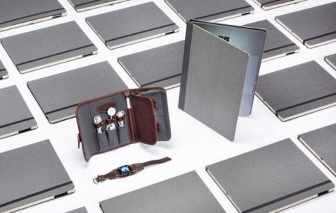 MacRumors Giveaway: Win a MacBook Case, TechFolio, and Apple Watch Cuff From Pad & Quill