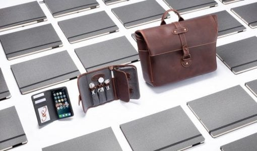 MacRumors Giveaway: Win a Satchel, TechFolio, and iPhone X Case From Pad & Quill