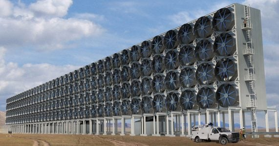 Making Fuels with Carbon Dioxide Pulled From Air Could be Affordable