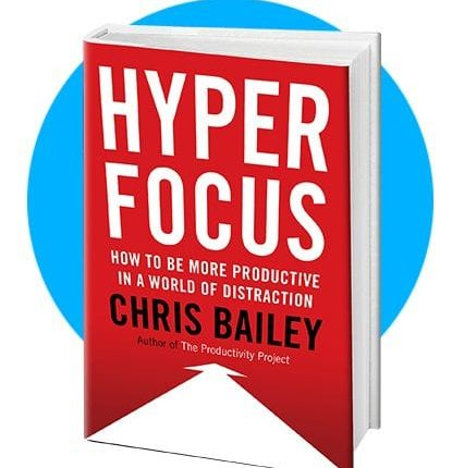 My next book, Hyperfocus, is now available for preorder!