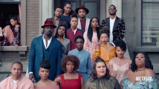 Netflix Recreates Iconic 1958 Portrait To Celebrate Its 47 Black Talents