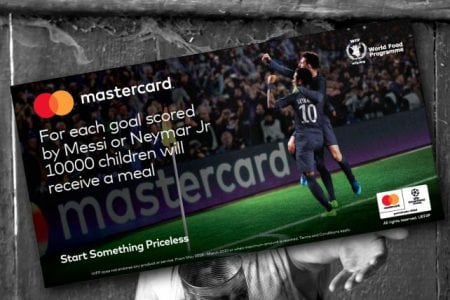 People 'start freaking out': Mastercard's CMO on its controversial meals campaign
