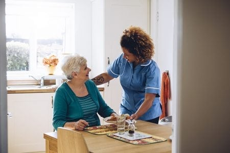 Retaining Home Healthcare Workers with Employee Engagement Surveys