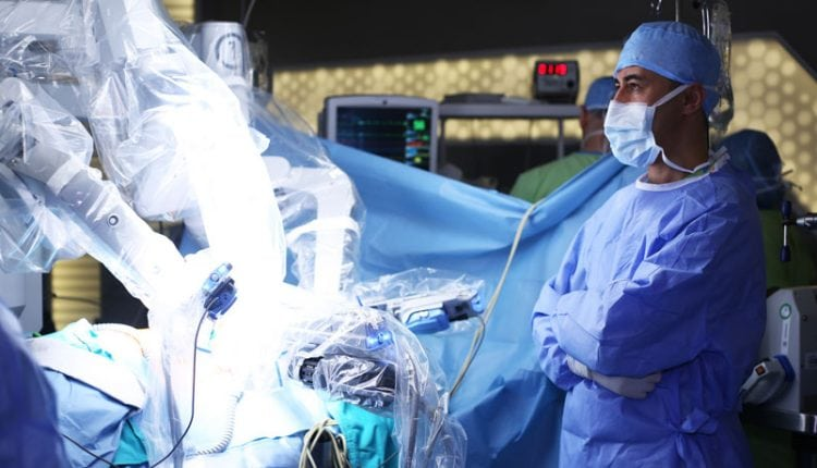Robotic docs can boost surgery time and cost   Tech News