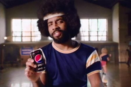 See Pepsi's ad backing its 'Uncle Drew' movie