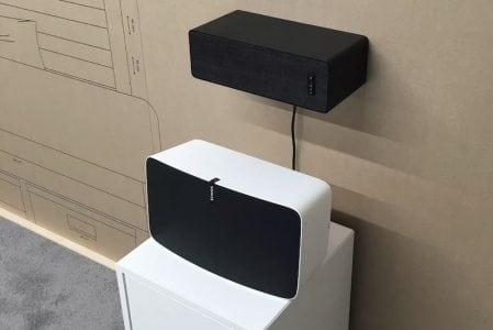 Sonos and IKEA Reveal Prototypes for 'Symfonisk' Speakers, Including One That Doubles as a Shelf