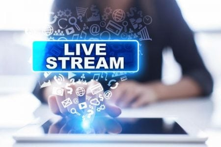 Tips for making a splash with live video
