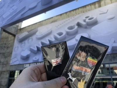 WWDC 2018 Conference Swag Includes Levi's Jacket and New Apple-Themed Pins