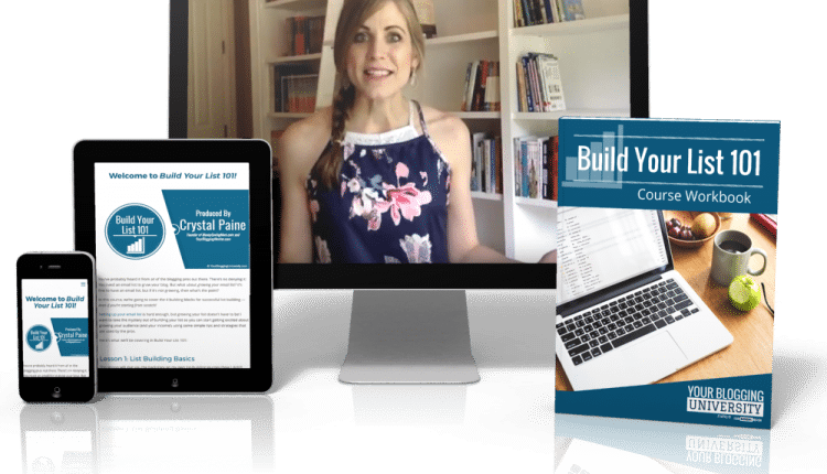Want to grow your email list? I want to help you!
