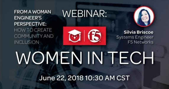 Women in Tech Webinar: How to Create Community and Inclusion