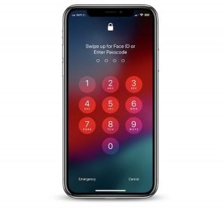 iOS 12 Beta Supports Face ID Rescans With Swipe Up Gesture on iPhone X