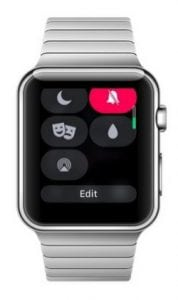 watchOS 5 Beta Adds 'Edit' Button to Control Center for Adjusting Icon Layout