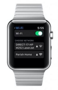 watchOS 5 Beta Adds Manual Wi-Fi Connection Option to Apple Watch Settings Menu