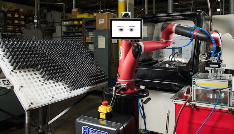 CNC machine shop increases efficiency with Sawyer cobot – Info Robotic