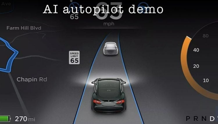 Tesla's New Autopilot Software is Massively Improved – Info AI