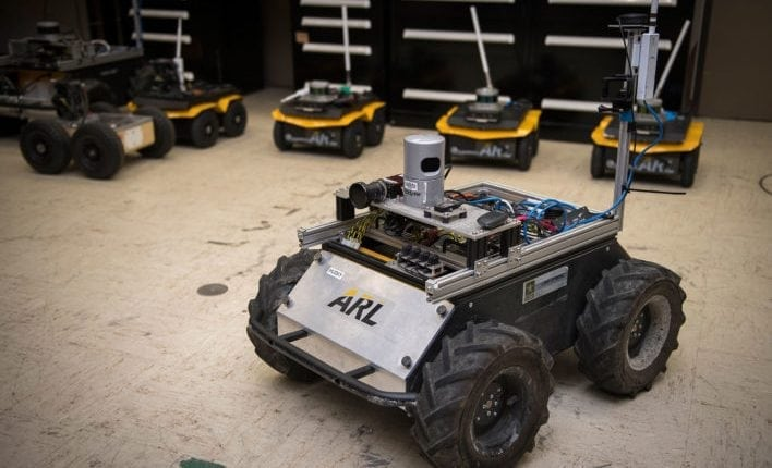 US Army making mobile robots more reliable for soldiers – Info Robotic