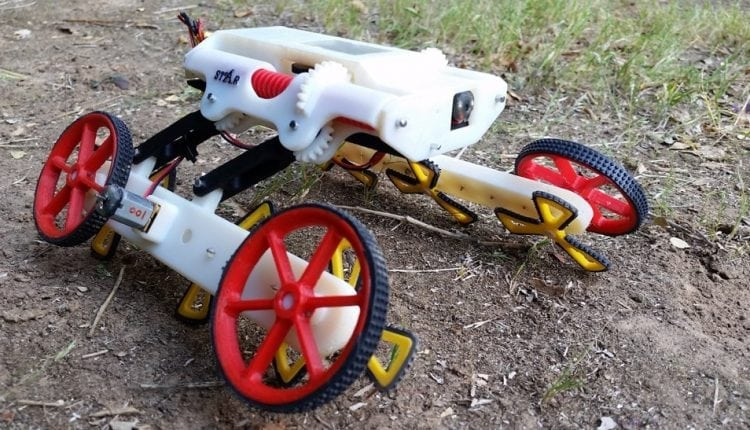 New creepy, crawly search and rescue robot developed – Info Robotic