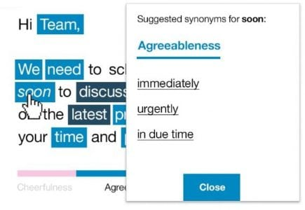 IBM Watson here to help you construct words you won't regret – Info Innovation