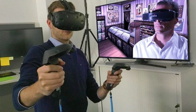 New Virtual Virtual Reality Solutions – Info Analytic