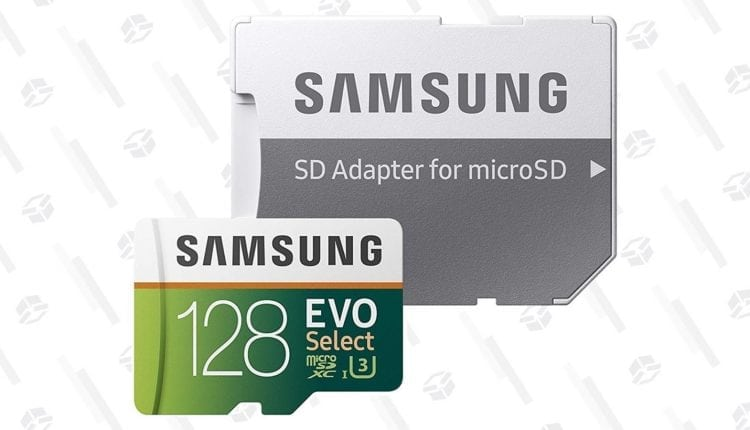 All of Samsung's Ultra-Fast MicroSD Cards Just Dropped to New Price Lows – Info Computing