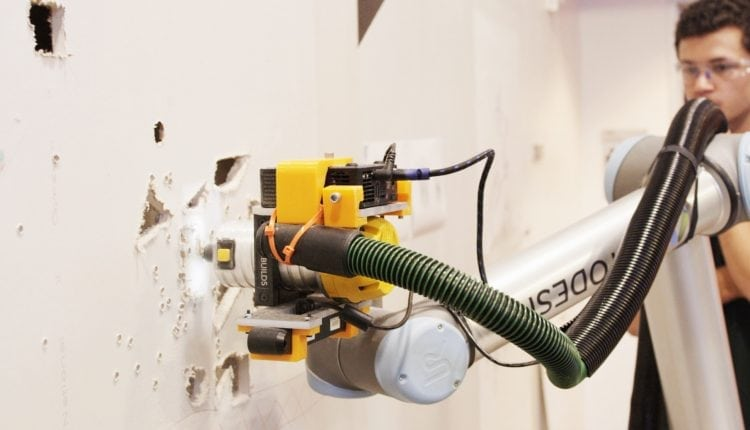 Universal Robots at Autodesk for human-robot collaboration in construction – Info Robotic