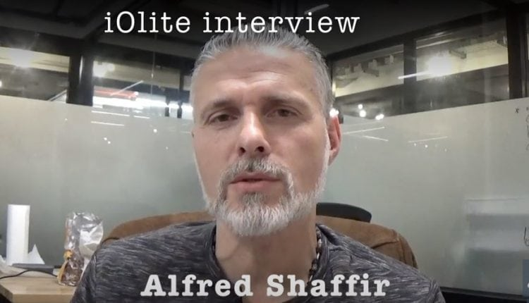 Interview with iOlite CEO Alfred Shaffir – Info AI