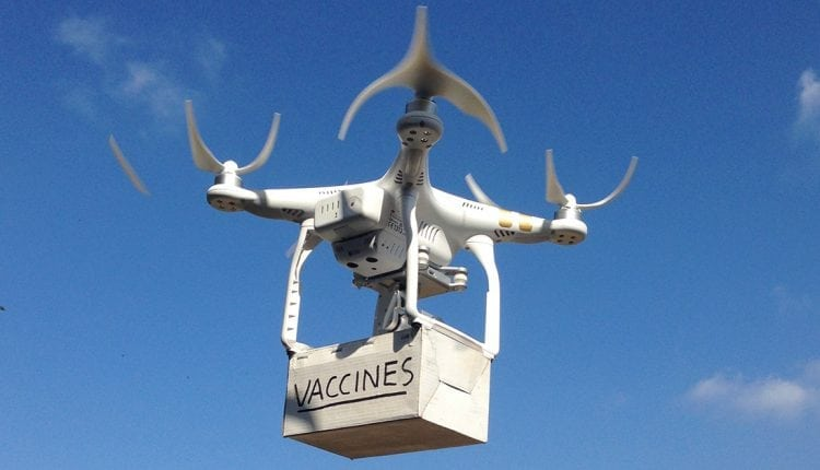Drone Delivery Becomes a Reality in Remote Pacific Islands – Info Robotic