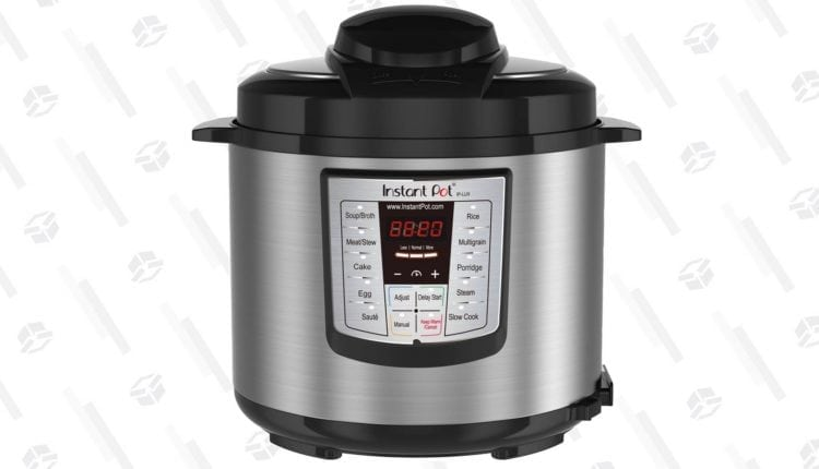 Here's the First Sub-$50 Instant Pot Deal We've Ever Seen – Info Computing
