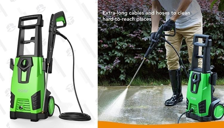 Anker, Uh, Makes a Pressure Washer Now, and It's $40 Off – Info Computing