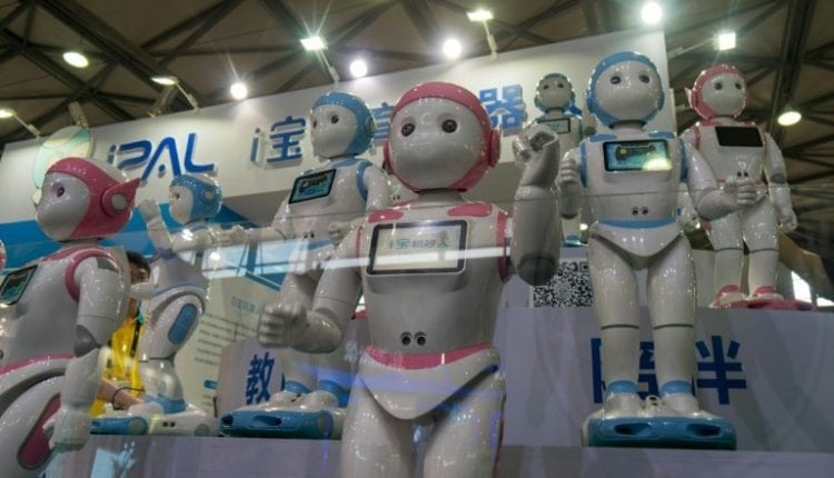 'iPal' robot companion for China's lonely children – Info Robotic