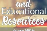HUGE List of FREE Homeschool Curriculum & Resources (37 freebies!) – Info Money Manage