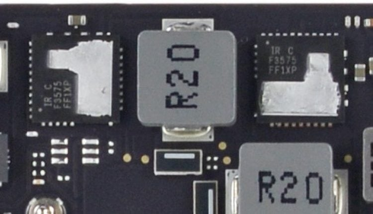 Throttling in New i9 MacBook Pros Appears to be Due to Power Delivery Chip – Info Mac
