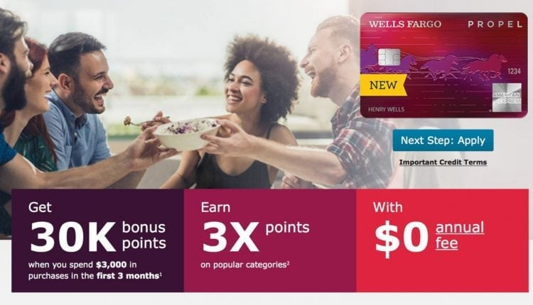 Wells Fargo's Propel Amex Boasts Great Bonus Categories With No Annual Fee – Info Computing