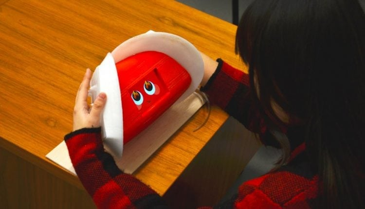 Giving robots goosebumps and spikes to show emotion – Info Robotic