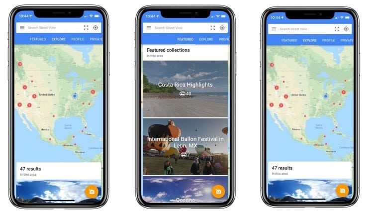 Google Street View for iOS updated with iPhone X optimization – Info Mac