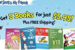 Dr. Seuss books for just $1.19 each, shipped {Perfect for Summer Reading!} – Info Money Manage