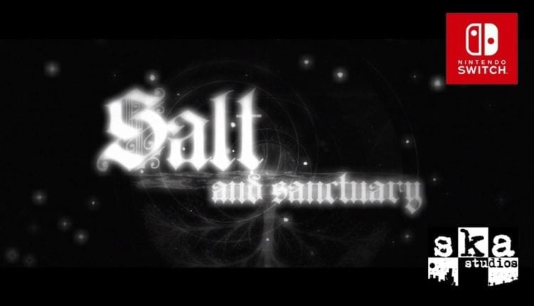 Salt and Sanctuary, a darn good 2D Souls-like, is coming to the Nintendo Switch on August 2nd. – Info Computing