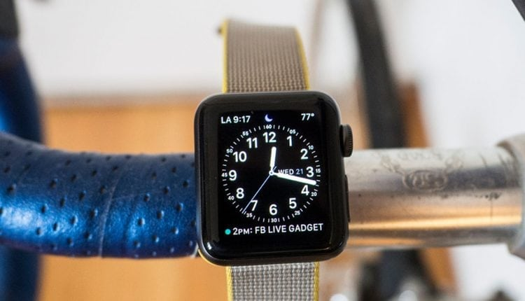 Reap the Benefits of WatchOS 5 In the Fall With a $149 Apple Watch – Info Computing