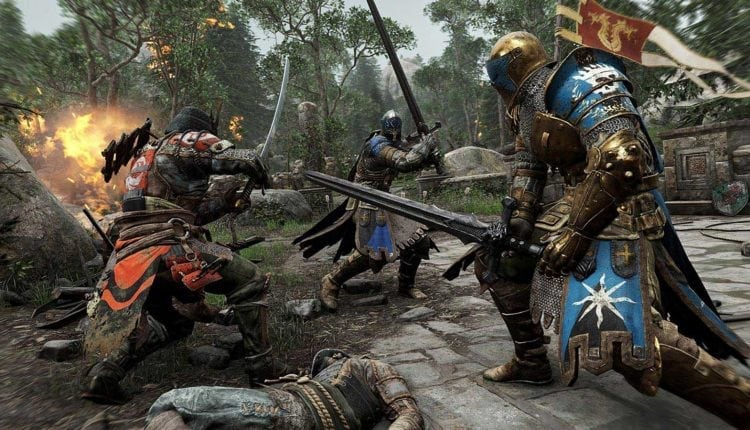 For Honor Headlines August's Xbox Live Games With Gold  – Info Computing