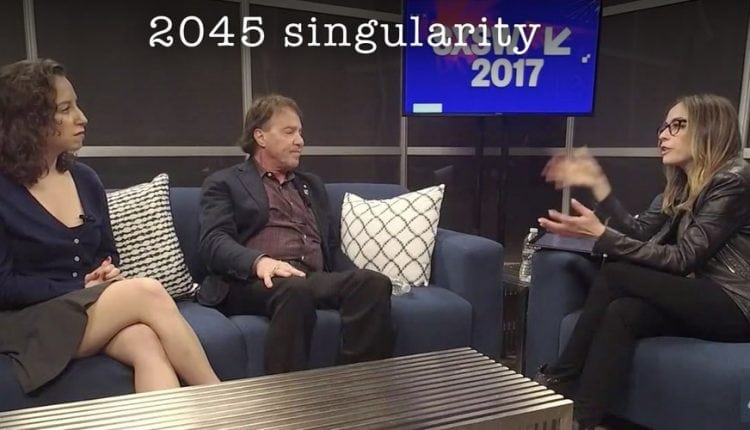 Kurzweil Claims that the Singularity Will Happen by 2045 – Info AI