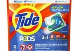 Tide Pods Laundry Detergent Pacs, 35-count for just $6.99! – Info Money Manage