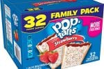 Pop-Tarts Breakfast Toaster Pastries, Frosted Strawberry Flavored (32 count) only $5.97 shipped! – Info Money Manage