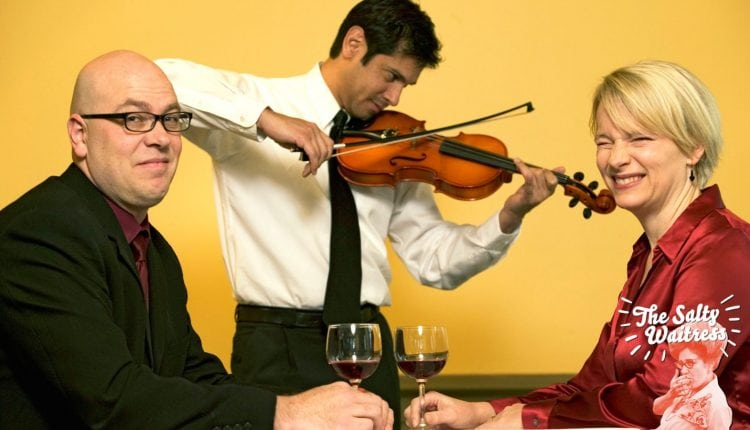 Ask The Salty Waitress: What to do if the live band ruined dinner? – Info Computing