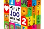 First 100 Board Book Box Set for just $10.78! – Info Money Manage