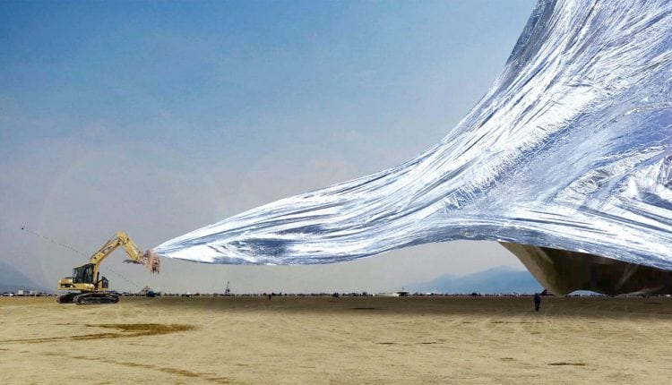 Behold, the most Burning Man thing ever – Info Web Design
