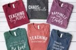 Teacher Tees only $15.99 shipped! – Info Money Manage