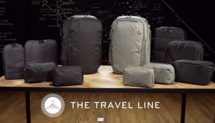 Peak Design's Travel Line Looks Like the Peak of Flexible Travel Gear – Preorder and Save Over 20% – Info Computing